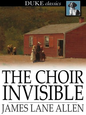 cover image of The Choir Invisible