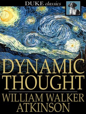 cover image of Dynamic Thought