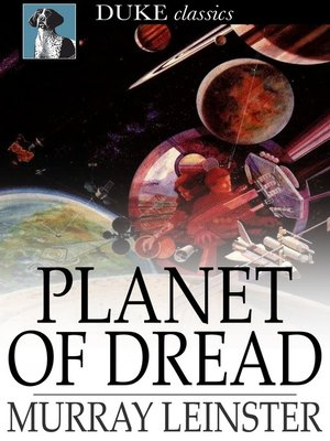 cover image of Planet of Dread