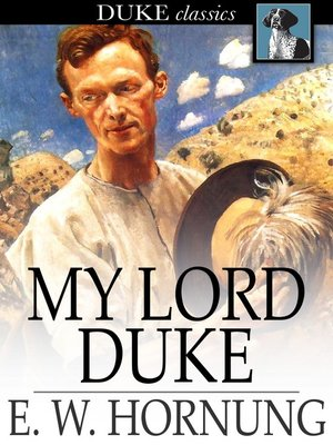 cover image of My Lord Duke