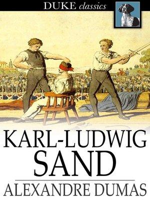cover image of Karl-Ludwig Sand