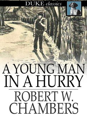 cover image of A Young Man in a Hurry
