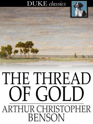 cover image of The Thread of Gold