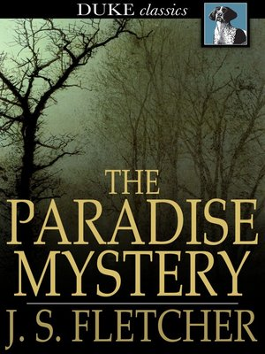 cover image of The Paradise Mystery