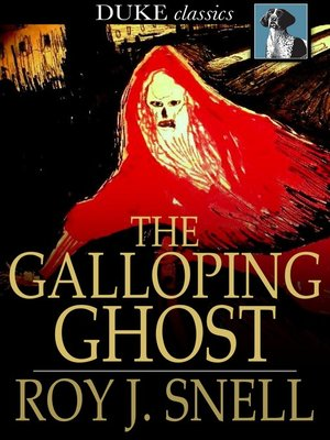 cover image of The Galloping Ghost