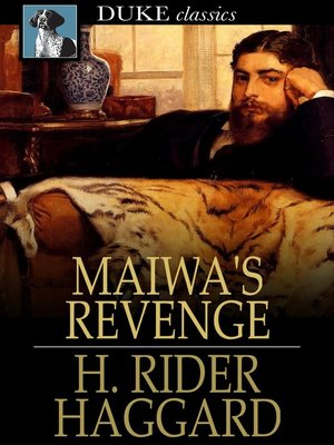 cover image of Maiwa's Revenge: The War of the Little Hand