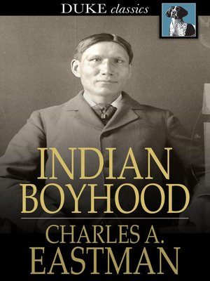 cover image of Indian Boyhood