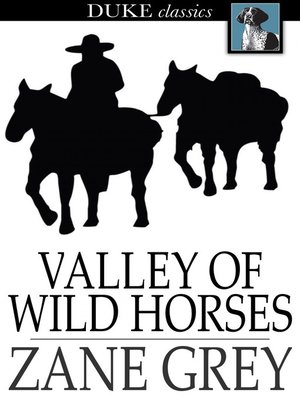 cover image of Valley of Wild Horses