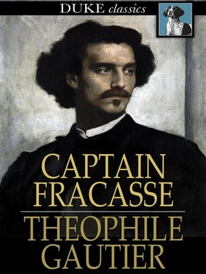 cover image of Captain Fracasse