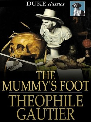 cover image of The Mummy's Foot