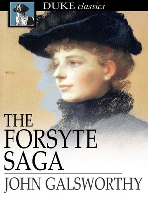 cover image of The Forsyte Saga