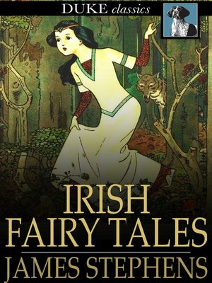 cover image of Irish Fairy Tales