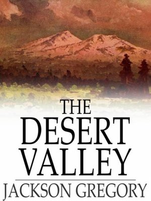 cover image of The Desert Valley