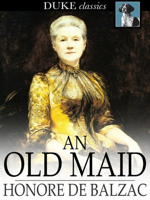 cover image of An Old Maid