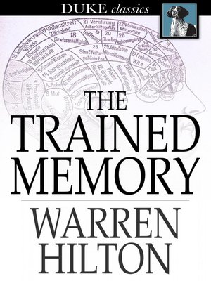 cover image of The Trained Memory