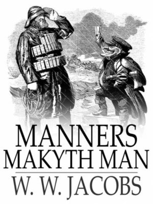 cover image of Manners Makyth Man