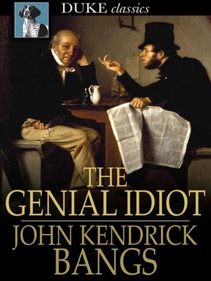 cover image of The Genial Idiot