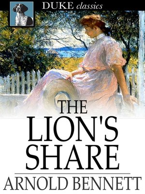 cover image of The Lion's Share