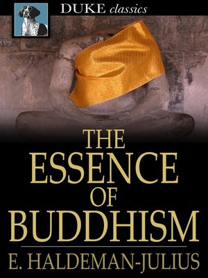 cover image of The Essence of Buddhism