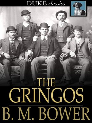 cover image of The Gringos