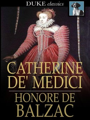 cover image of Catherine de' Medici
