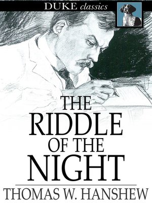cover image of The Riddle of the Night