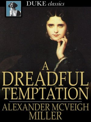 cover image of A Dreadful Temptation