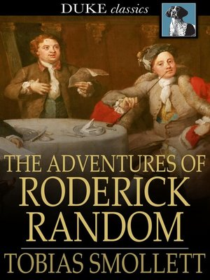 cover image of The Adventures of Roderick Random