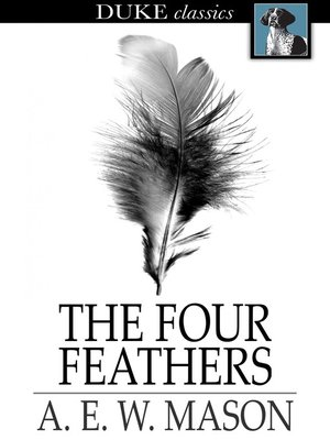 cover image of The Four Feathers