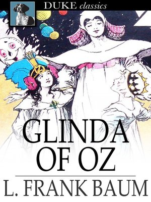 cover image of Glinda of Oz