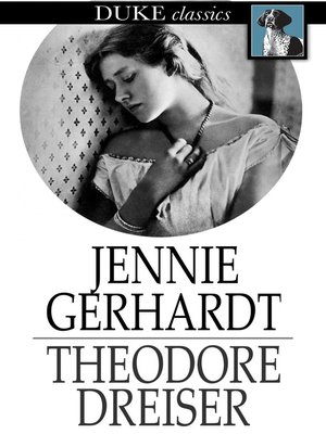 cover image of Jennie Gerhardt