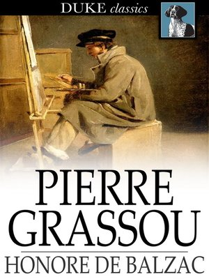 cover image of Pierre Grassou