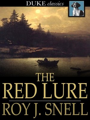 cover image of The Red Lure