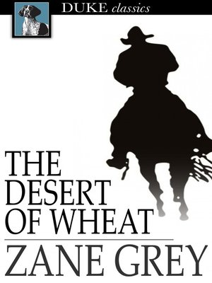 cover image of The Desert of Wheat