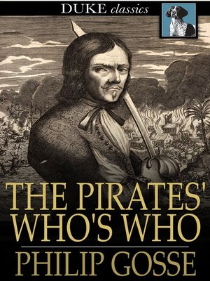 cover image of The Pirates' Who's Who