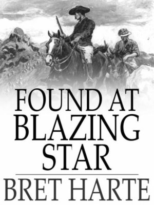 cover image of Found at Blazing Star