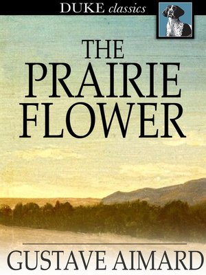 cover image of The Prairie Flower
