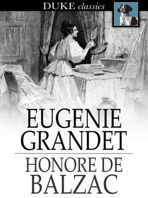 cover image of Eugenie Grandet