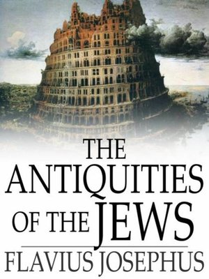 cover image of The Antiquities of the Jews