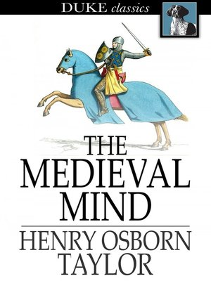 cover image of The Medieval Mind
