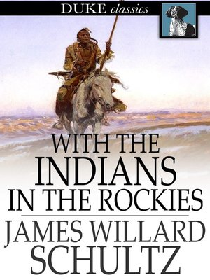 cover image of With the Indians in the Rockies