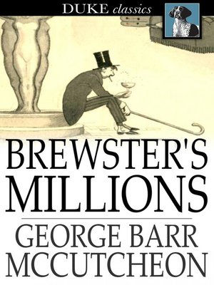 cover image of Brewster's Millions