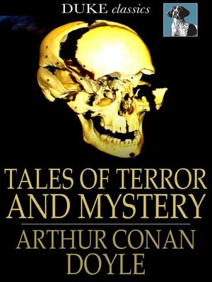 cover image of Tales of Terror and Mystery