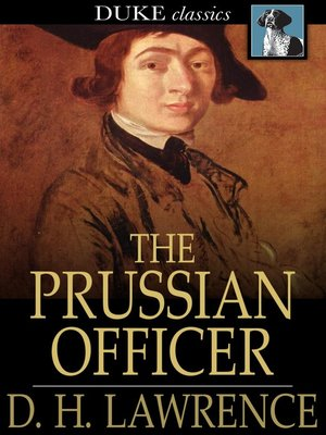 cover image of The Prussian Officer
