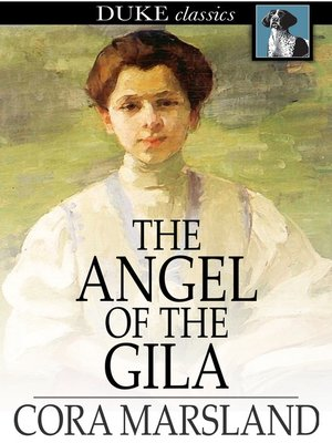 cover image of The Angel of the Gila