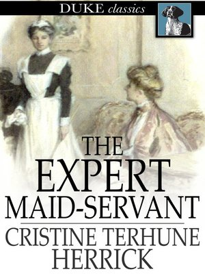 cover image of The Expert Maid-Servant