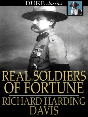 cover image of Real Soldiers of Fortune