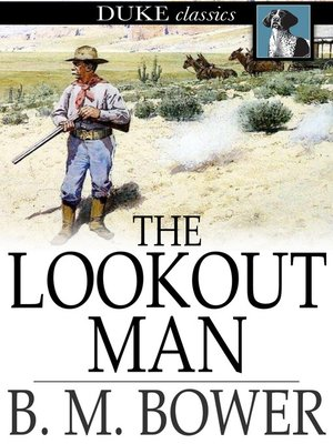 cover image of The Lookout Man