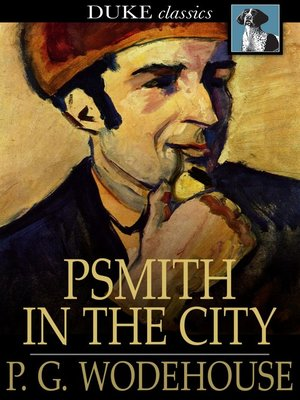 cover image of Psmith in the City