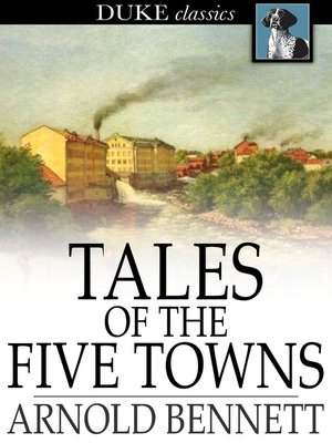 cover image of Tales of the Five Towns